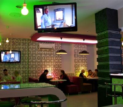 Арт-кафе People's